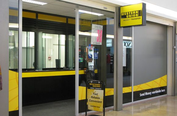 Goffin Change/Western Union