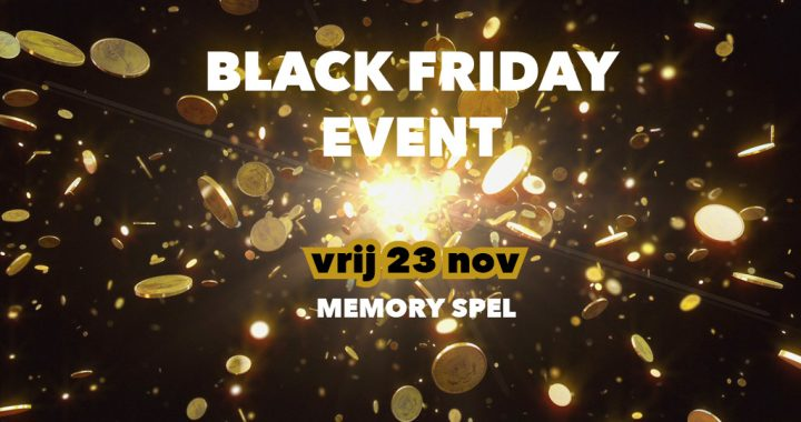 ZAT 23 NOV BLACK FRIDAY MEMORY SPEL