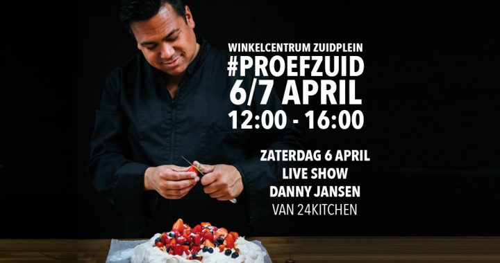 6 en 7 april Event ProefZuid