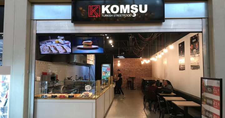 Komsu Turkish Streetfood